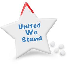 Slim Mints Patriotic Star Design for Your Company