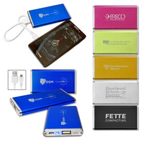 Slim Power Bank for Customization