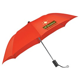 Promotional Slim Stick Auto Folding Umbrella