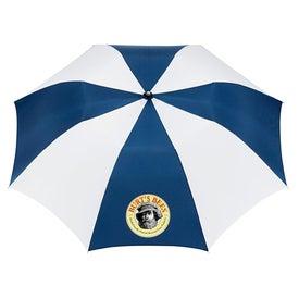Slim Stick Auto Folding Umbrella for Your Church