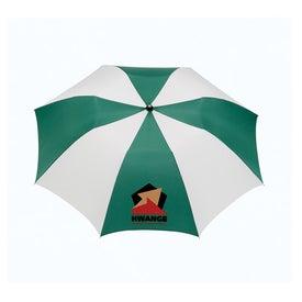 Customized Slim Stick Auto Folding Umbrella