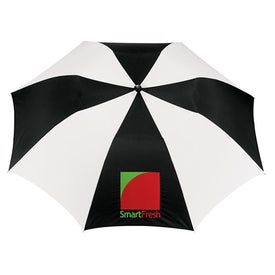 "Slim Stick Auto Folding Umbrella (42"")"
