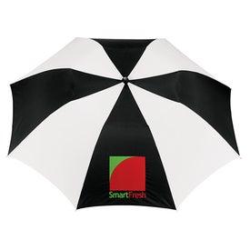 "Slim Stick Auto Folding Umbrella (42"")"