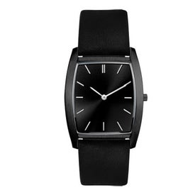 Slim Styles Natural Leather Unisex Watch for Your Church