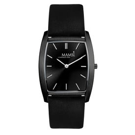 Slim Styles Natural Leather Unisex Watch
