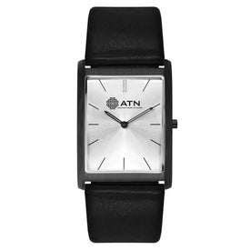 Brushed Black Slim Styles Unisex Watch