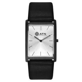 Brushed Black Slim Styles Unisex Watch