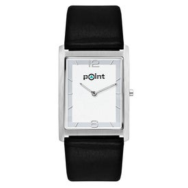 Brushed Silver Slim Styles Unisex Watch