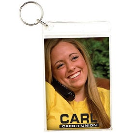 "Slip-In Keytags (4.125"" x 2.5"")"