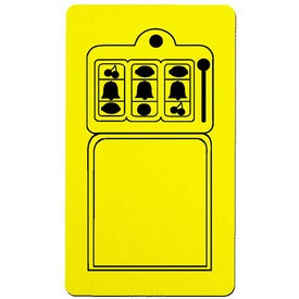 Slot Machine Jar Opener with Your Slogan