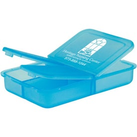 Printed Slotted Pill Box