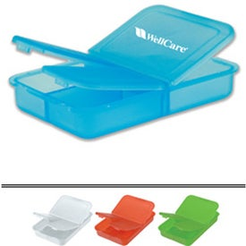 Slotted Pill Box