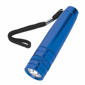 Small Aluminum Flashlight With Strap for Your Church