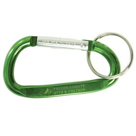 Advertising Small Carabiners