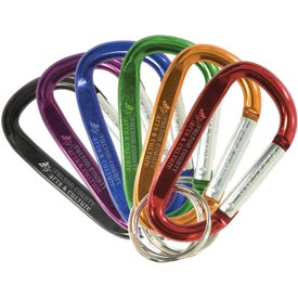 Small Carabiners Giveaways