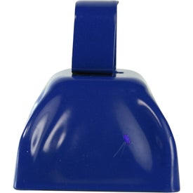 Branded Small Cow Bell