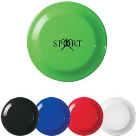 Small Discus Imprinted with Your Logo