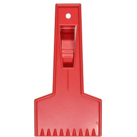 Small Ice Scraper with Visor Clip for Your Company