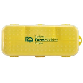 Small Pencil Box for Advertising