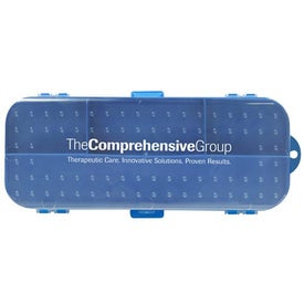 Small Pencil Box with Your Slogan