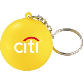Smile Keychains Printed with Your Logo