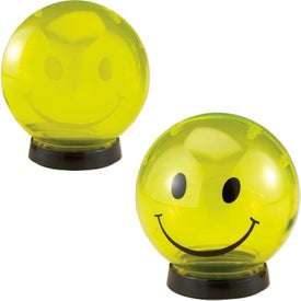 Personalized Smiley Bank