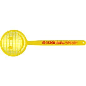 Smiley Flyswatter