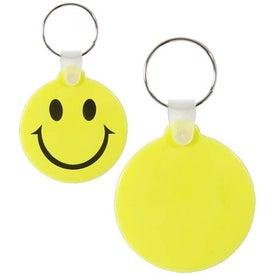 Smiley Key Chain for Customization