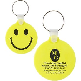 Smiley Key Chain