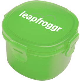 Promotional Snack-In Container