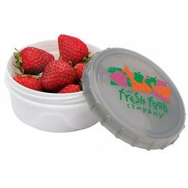Snack Mini Bowl for Advertising