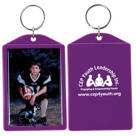 Snap-In Keytag for Promotion