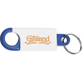 Snap-N-Lock Key Tag for your School