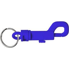 Snap Hook Key Holder for your School