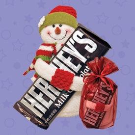 Snowman Candy Holder for Customization