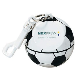 Soccer Ball with Hook Clip