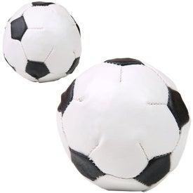 Soccer Hackey Sack for Customization
