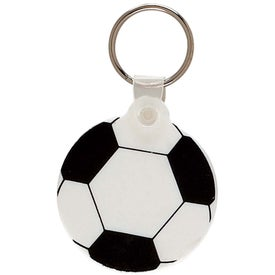 Promotional Soccer Key Chain