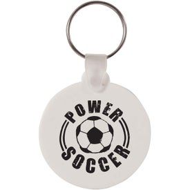 Customized Soccer Key Chain