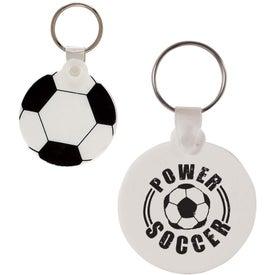 Soccer Key Chain