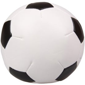 Custom Soccer Ball Pillow
