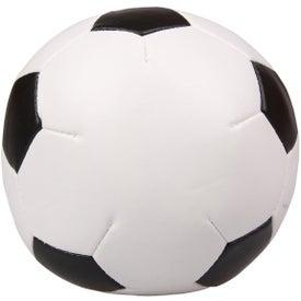 Custom Soccer Ball Pillow