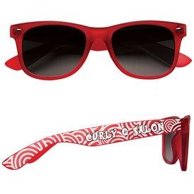 Monogrammed Soft Feel Sunglasses