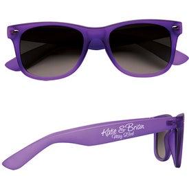 Promotional Soft Feel Sunglasses