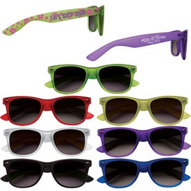 Advertising Soft Feel Sunglasses