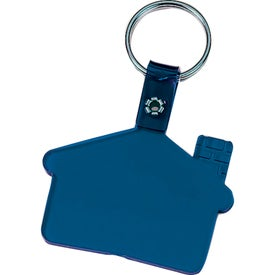 Soft Vinyl House Tag for Marketing