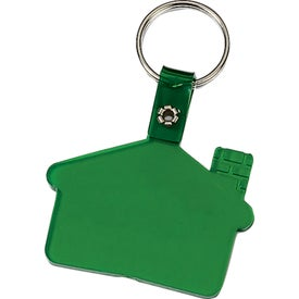 Soft Vinyl House Tag Imprinted with Your Logo