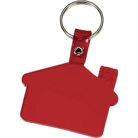 Personalized Soft Vinyl House Tag