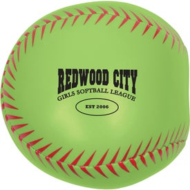 Softball Pillow Ball for Your Organization