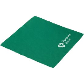 Soft Touch Microfiber Cleaning Cloth for Your Organization
